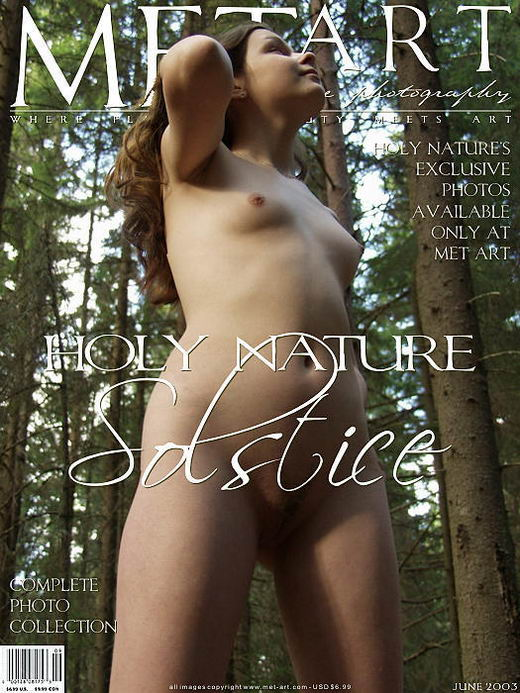 `Solstice` - by HolyNature for METART ARCHIVES