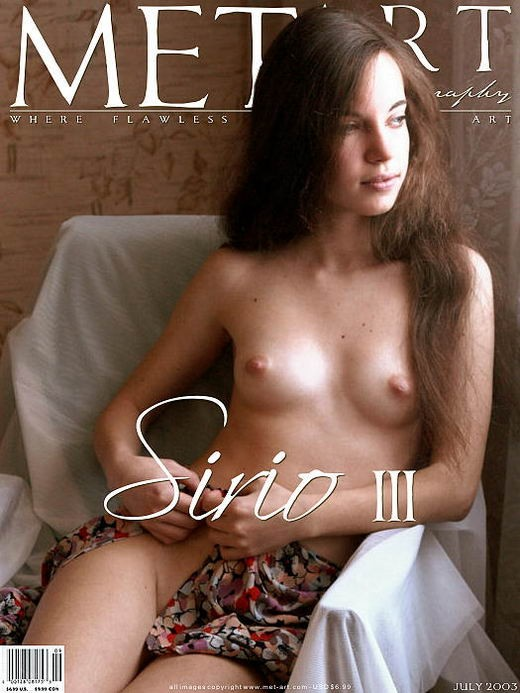 Sirio - `Sirio 3` - by Alexander Zin for METART ARCHIVES