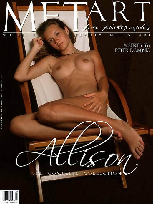 Allison A - `Premiere Presentation 02` - by Don Marcus for METART ARCHIVES