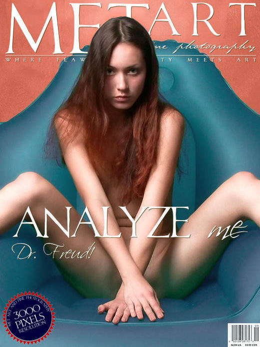 Zanna - `Analyze Me  Dr. Freud 01` - for METART ARCHIVES