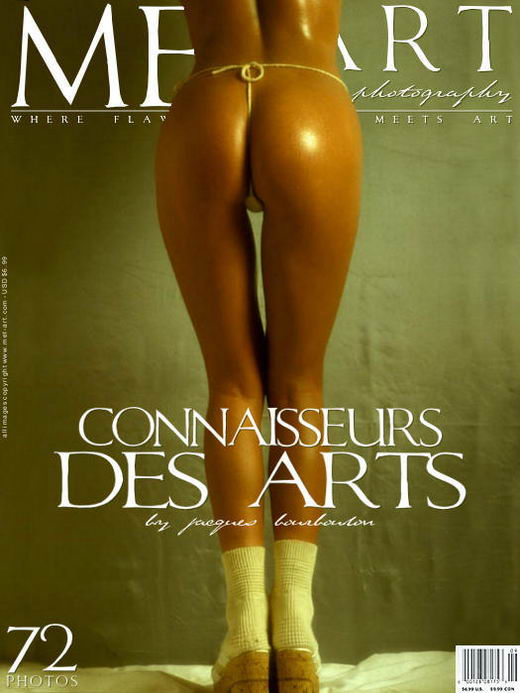 `Connaisseurs Des Arts 01` - by Jacques Bourboulon for METART ARCHIVES