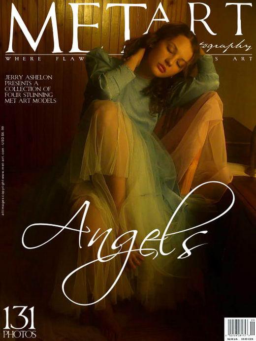 `4 Met Art Angels` - for METART ARCHIVES