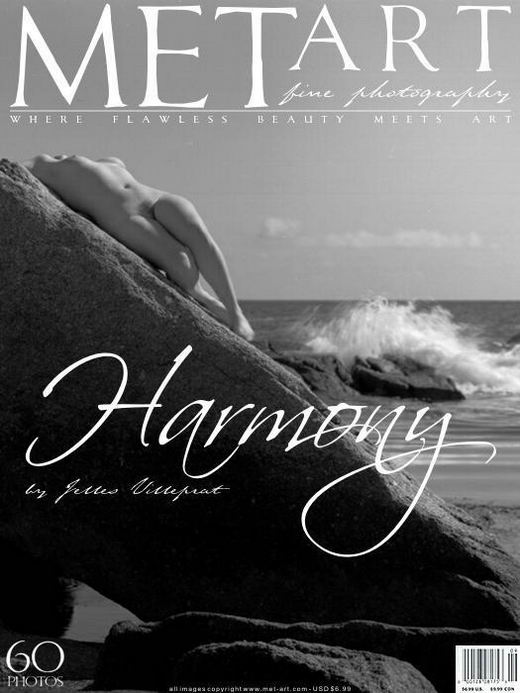 `Harmony` - by Jilles Villeprat for METART ARCHIVES