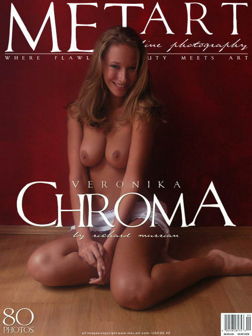 Veronika C - `Chroma` - by Richard Murrian for METART ARCHIVES