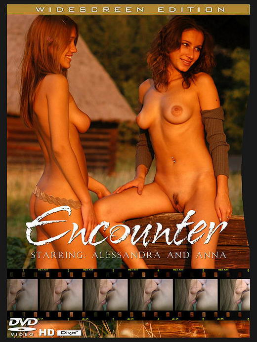 Alessandra D & Juman - `Encounter [00'05'07] [AVI] [520x390]` - by Pasha for METART ARCHIVES