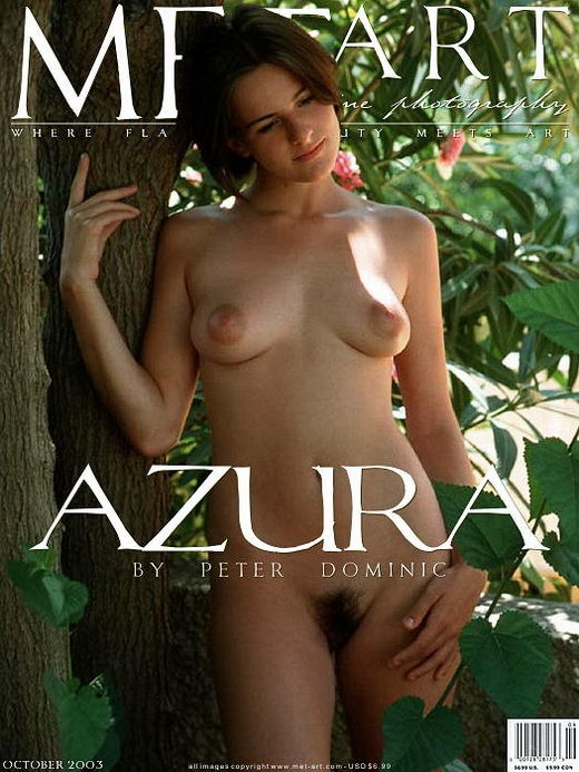 Azura - `Azura 01` - by Anais Demois for METART ARCHIVES