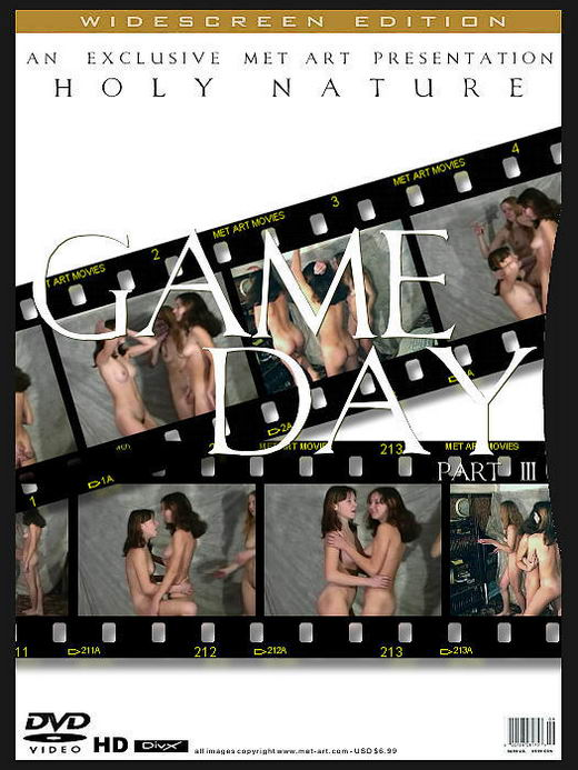 `Game Day 3 [00'03'00] [AVI] [560x378]` - by HolyNature for METART ARCHIVES