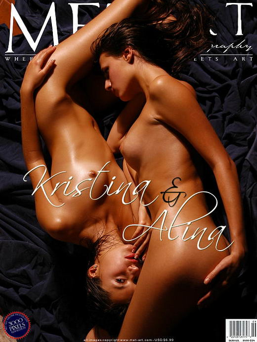Kristina D & Alena C - `Sisters 01` - by Voronin for METART ARCHIVES