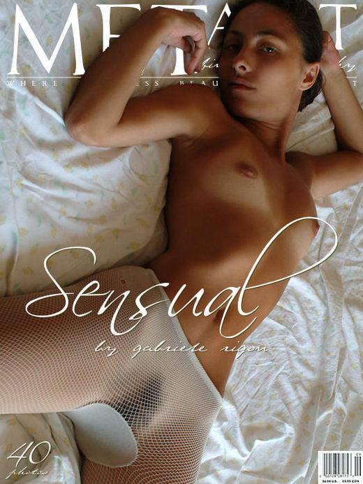 Natasha H - `Sensual` - by Gabriele Rigon for METART ARCHIVES