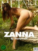 Zanna in Blue Sand 02 gallery from METART ARCHIVES