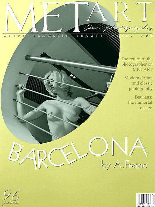 `Barcelona` - by Albert Fresno for METART ARCHIVES