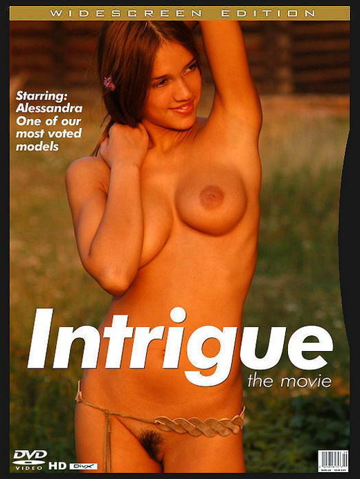 Alessandra D - `Intrigue [00'03'36] [AVI] [520x390]` - by Pasha for METART ARCHIVES