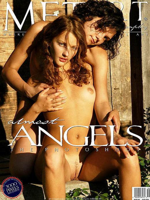 Inna Q - `Almost Angels 01` - by Alexander Voronin for METART ARCHIVES