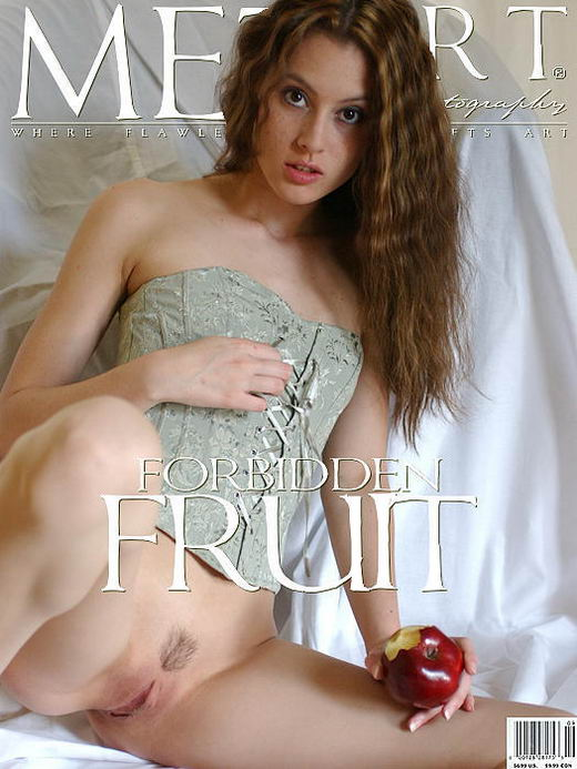 Jassie A - `Forbidden Fruit` - by Michael White for METART ARCHIVES