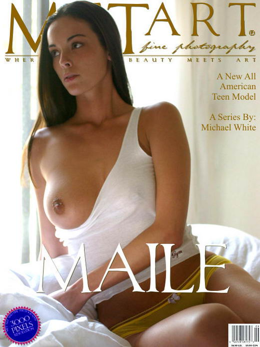 Maile - `Maile 01` - by Michael White for METART ARCHIVES