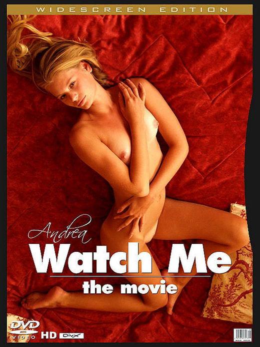 Andrea C - `Watch Me [00'03'08] [AVI] [520x390]` - by Alexander Voronin for METART ARCHIVES