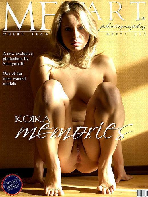 Koika - `Memories 01` - by Slastyonoff for METART ARCHIVES
