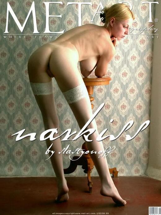 Narkiss - `Narkiss 03` - for METART ARCHIVES