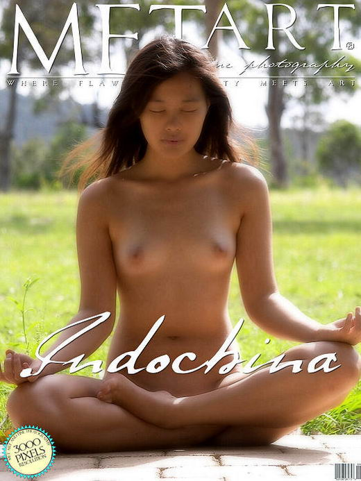 Chiou A - `Indochina` - by Ben Heys for METART ARCHIVES