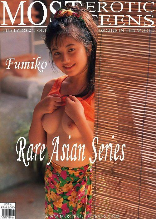 `Fumiko - Rare Asian Series` - for METART ARCHIVES