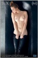 Patritcy A in Leather Obsession video from METART-X by J. Zakari