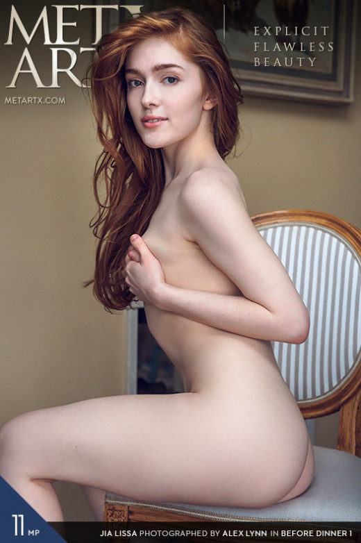 Jia Lissa in Before Dinner 1 gallery from METART-X by Alex Lynn