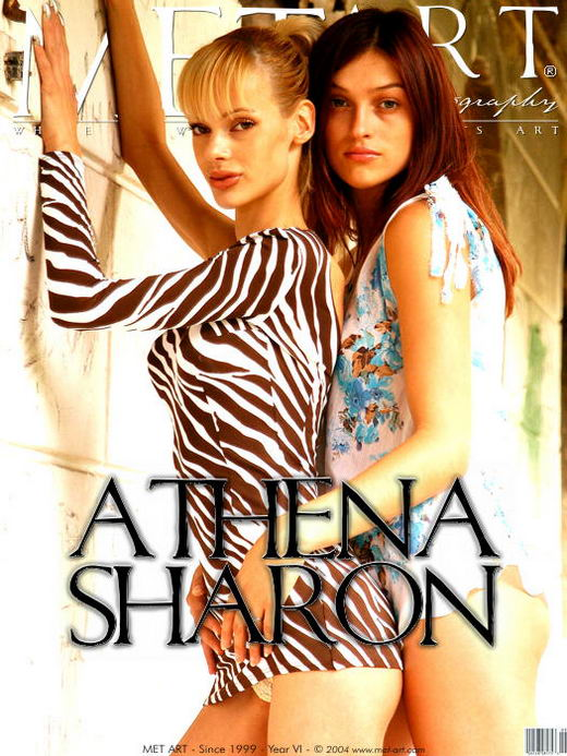 Sharon E & Athena - `Athena & Sharon` - by Voronin for METART