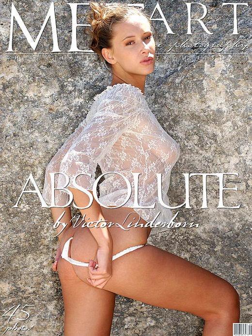 Veronika C - `Absolute` - by Victor Linderborn for METART