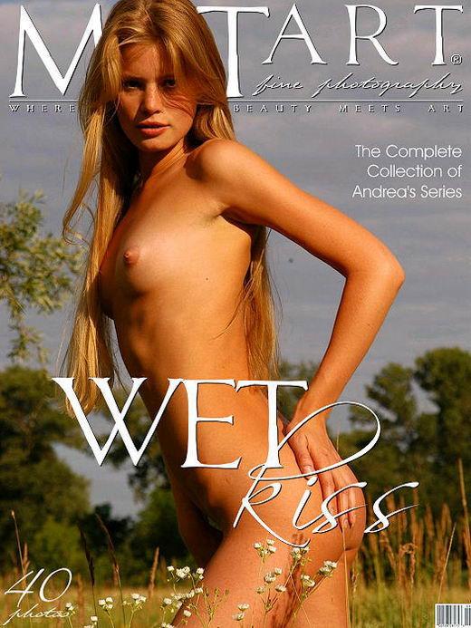 Andrea C - `Wet Kiss` - by Voronin for METART