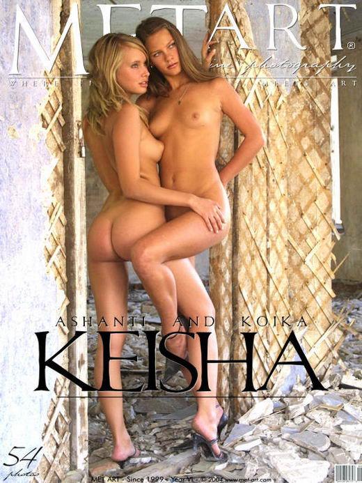 Koika & Ashanti - `Keisha` - by Slastyonoff for METART