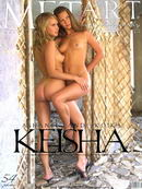 Koika & Ashanti in Keisha gallery from METART by Slastyonoff
