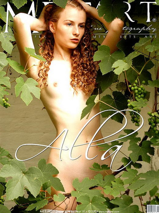 Alla A - `Alla 2` - by Pasha for METART