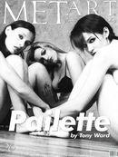 - Pailette