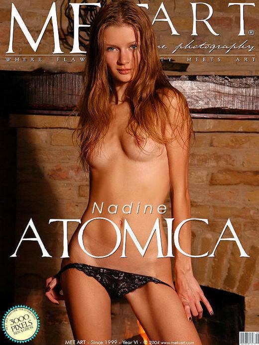 Tanya G - `Atomica` - by Voronin for METART