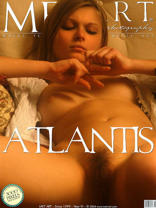 Cassandra - `Atlantis` - by Pasha for METART