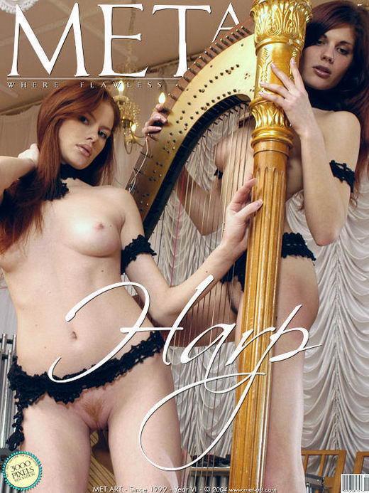 Tanya I & Ulya F - `Harp` - by Goncharov for METART