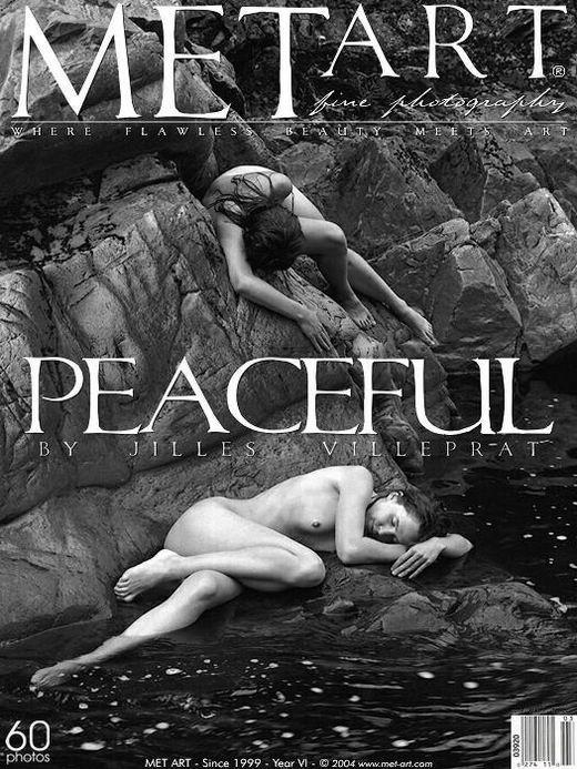 `Peaceful` - by Jilles Villeprat for METART