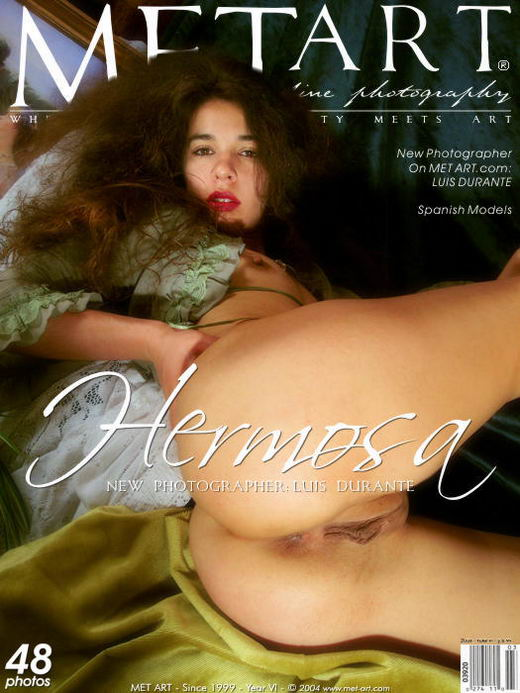 Idoia - `Hermosa` - by Luis Durante for METART