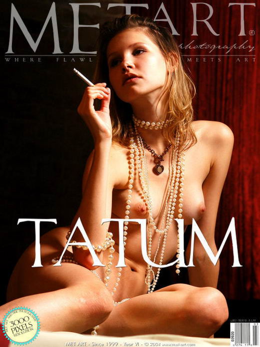 Tatum - `Tatum` - by Voronin for METART