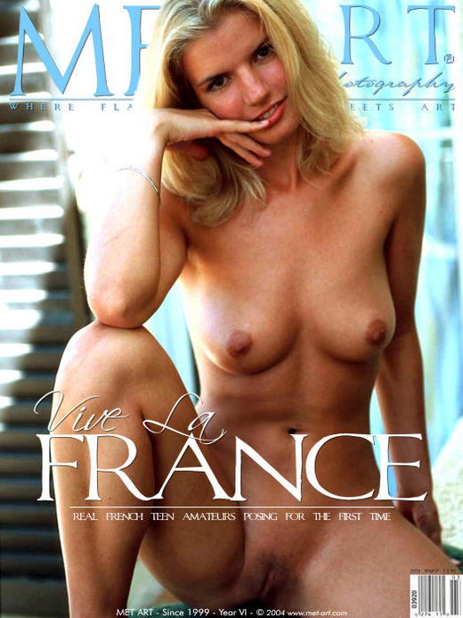 `Vive La France` - by Galitsin for METART