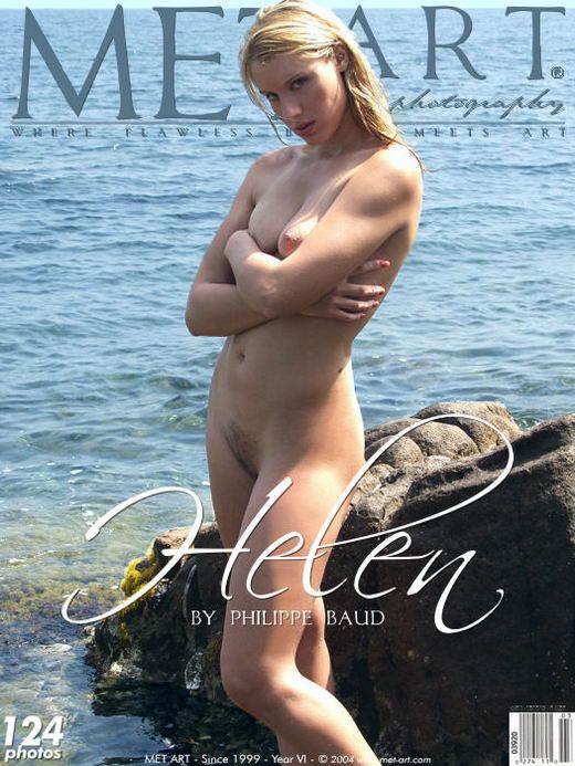 Helen - `Helen` - by Philippe Baud for METART