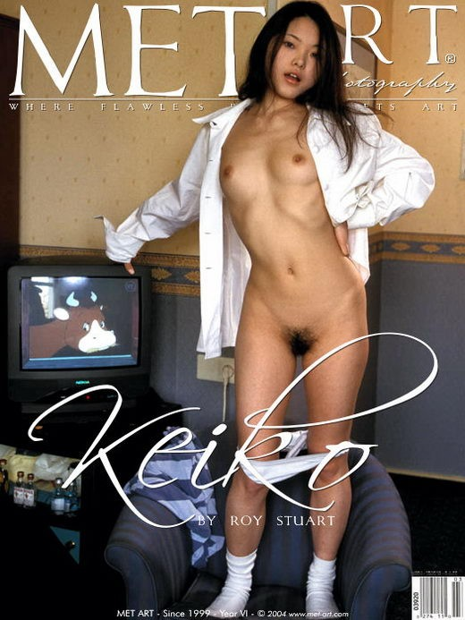 Keiko - `Keiko 3` - by Roy Stuart for METART