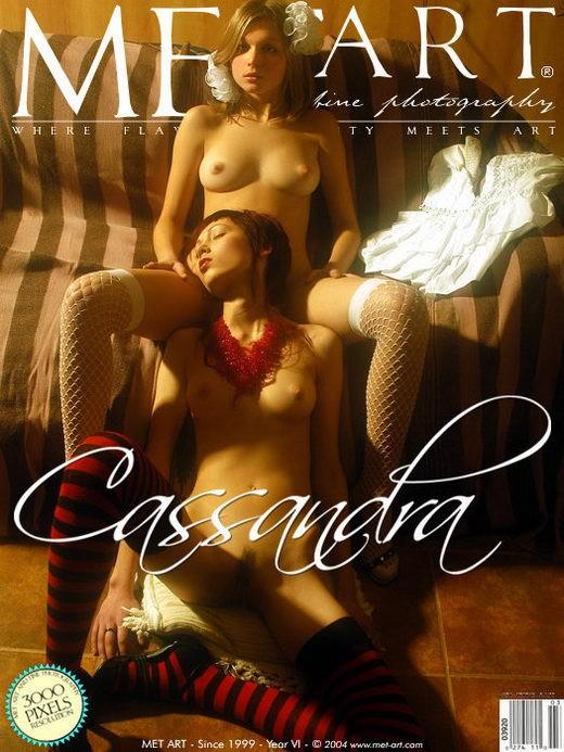 Cassandra - `Cassandra's Mistique 4` - by Natasha Schon for METART