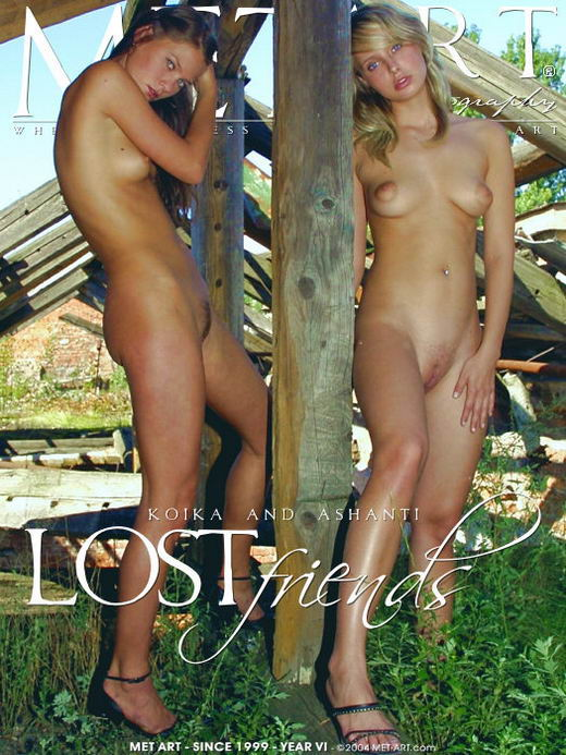 Koika & Ashanti - `Lost Friends` - by Alexander Fedorov for METART
