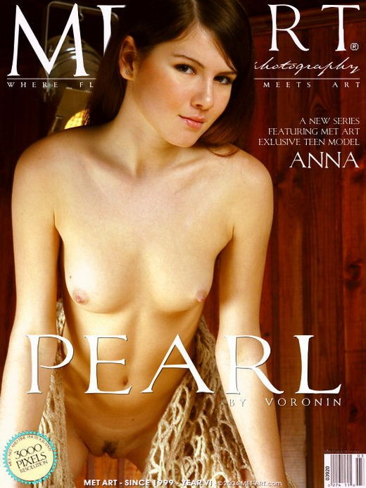 Anna - `Pearl 2` - by Alexander Voronin for METART