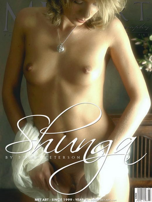 `Shunga - Spring Pictures 2` - by Brian Peterson for METART