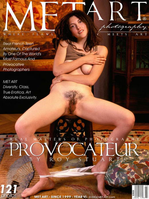`Provocateur` - by Roy Stuart for METART