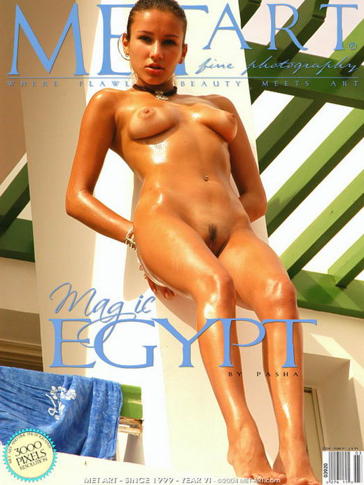 Juman - `Magic Egypt 2` - by Pasha for METART