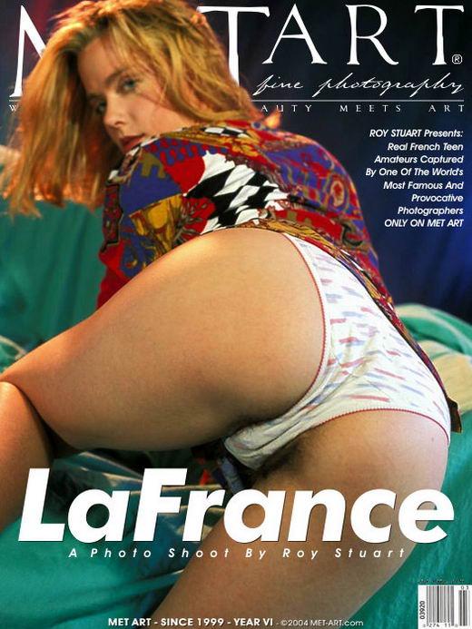 `La France` - by Roy Stuart for METART