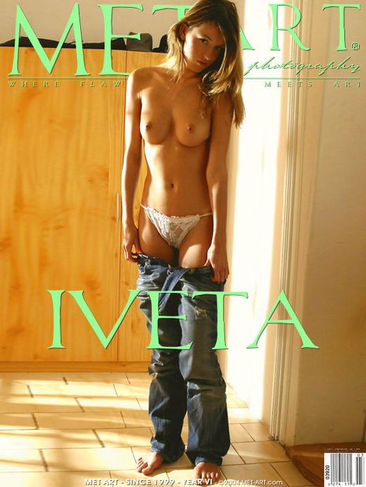 Iveta A - `Iveta` - by Richard Murrian for METART